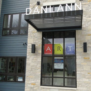 Dánlann, a Gaelic word meaning art gallery or art space